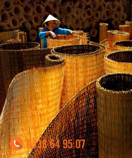 Giá bán mê bồ tre trúc xuất khẩu tại TPHCM