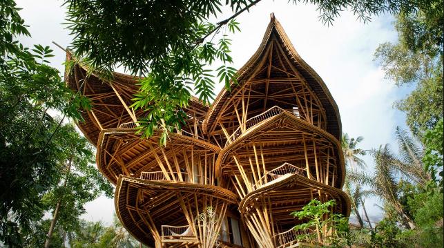 Công trình nổi tiếng tại Bali