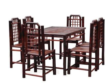 Bán nguyên liệu tre trúc làm bàn ghế tre trúc số lượng lớn 2