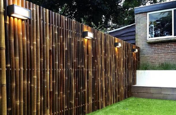 Cung cấp nguyên liệu tre trúc làm hàng rào 3