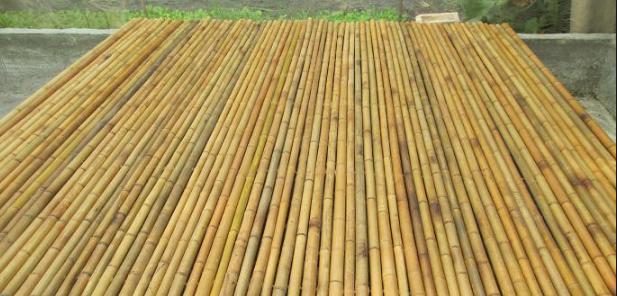 Cung cấp nguyên liệu tre trúc làm hàng rào 2