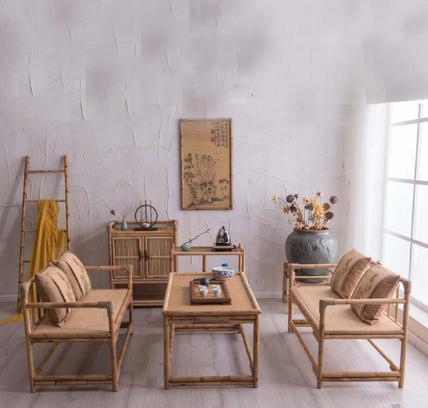 Những nguyên liệu tre trúc vẫn hoàn toàn có thể đem đến một căn phòng đầy tinh tế, thoải mái cho căn phòng của bạn