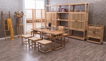 Gợi ý những mẫu bàn ghế tre trúc đơn giản cho ngôi nhà bạn 1