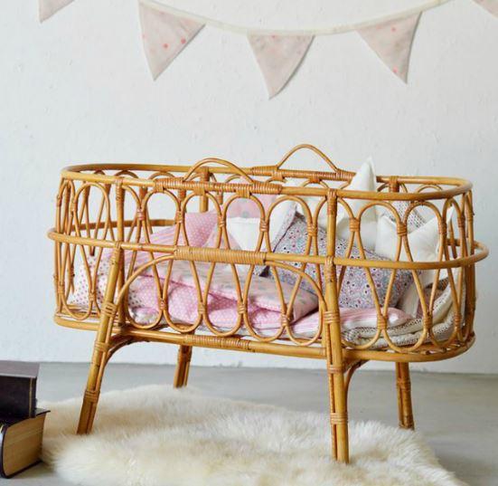 Chiếc giường con cho trẻ em, một thiết kế vừa đẹp vừa nhẹ nhàng dễ di chuyển