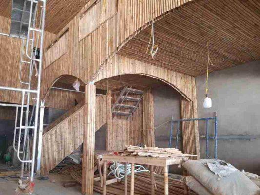 Báo giá thiết kế thi công nhà tre trúc